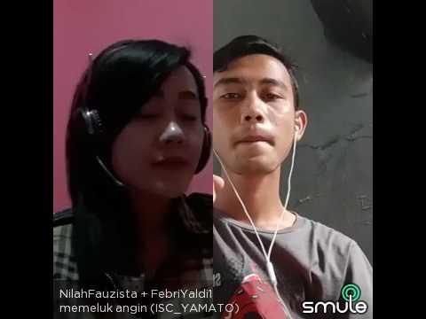 Memeluk angin Febri Feat Nilah