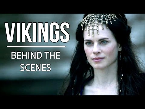 Hairstyles, Costumes, and Stunts on Vikings  Behind the s  with Amy Bailey