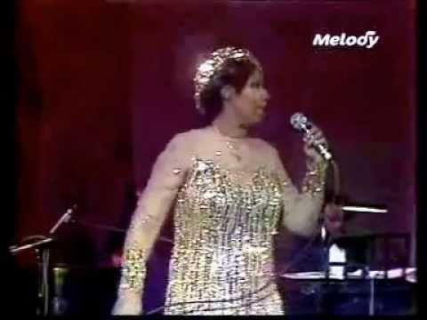 Aretha Franklin -  Live In Paris (1977r)
