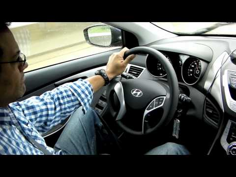 2011 Hyundai Elantra Test Drive & Car Review