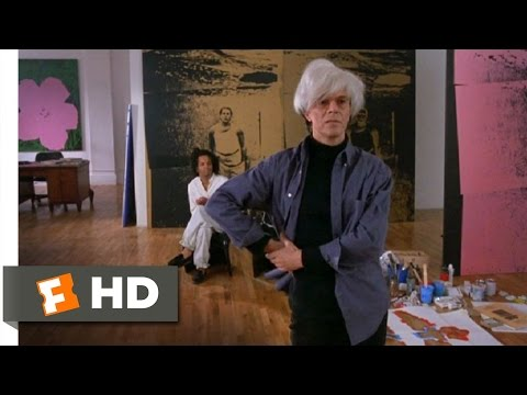 Basquiat (11/12) Movie CLIP - Amoco Artwork (1996) HD