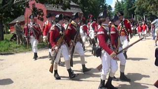 redcoats rebels 2013 big battle british on the move