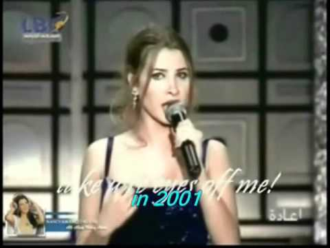 Nancy Ajram' S  Evolution Troughout The Years & Surgery 1983  2010