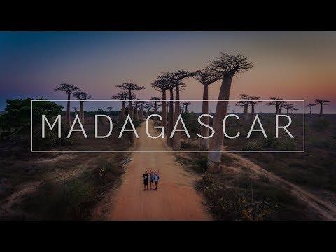 Amazing MADAGASCAR | Road Trip 2017 | Drone | Daleko od domu