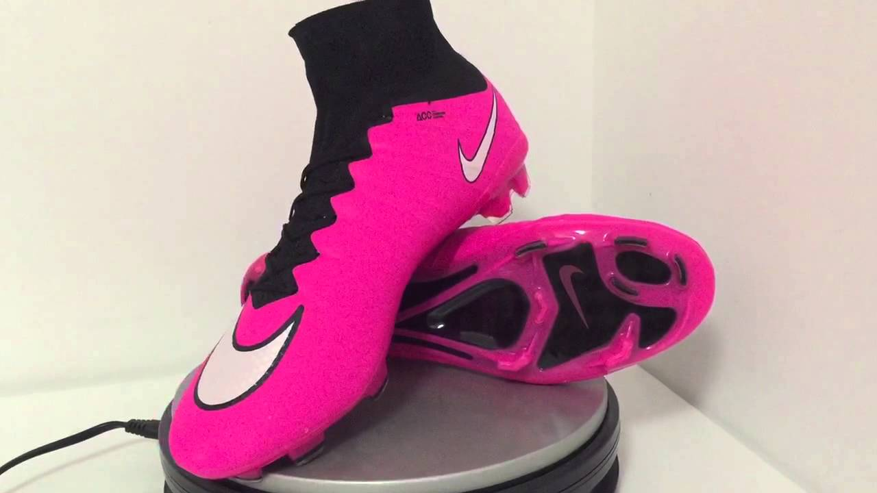 Pro soccer US-Unboxing 2015/2016 Nike Mercurial Superfly IV Flyknit FG Football  Boots