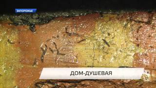 видео Ремонт кровли крыши гаража. Красноярск, Ачинск 1.avi