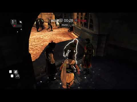 Assassin's Creed Revelations Multiplayer Manhunt- this mode is boring- |