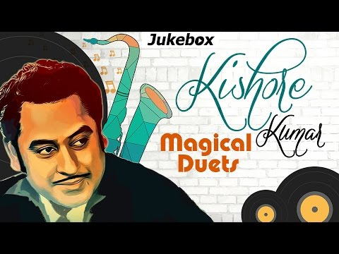 Kishore Kumar | Magical Duets | Bollywood Evergreen Songs [HD] | Kishore Kumar Superhit Duets