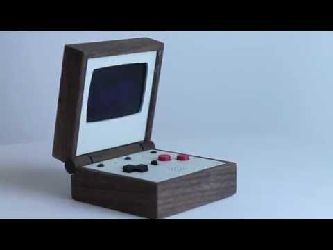Pixel Vision - A handmade portable by Love Hultén