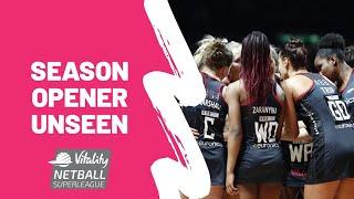 England Netball Unseen | Vitality Netball Superleague 2020