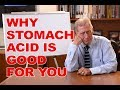 Why Stomach Acid is Good For You & Why You Should Avoid OTC Or Rx Acid Blockers