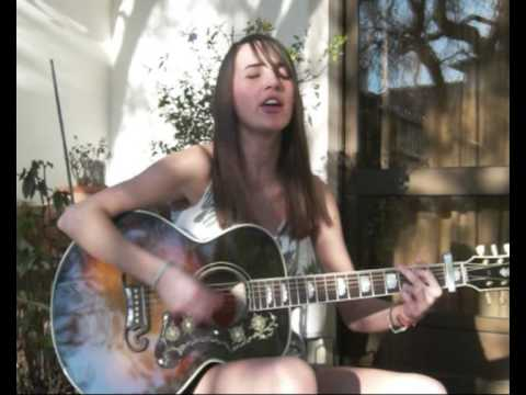 Ana Free covers David Archuleta - A Little Too Not Over You