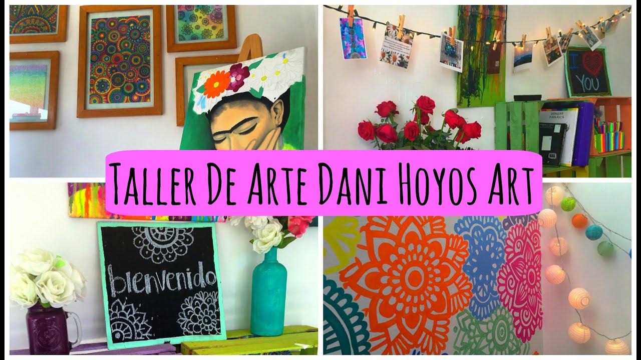 Conozcan el taller de arte youtube for Taller de artesanias