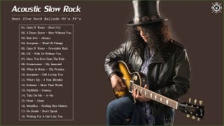 Download Acoustic Rock Songs | Best Slow Rock Ballads 80s 90s Mp3 and Videos