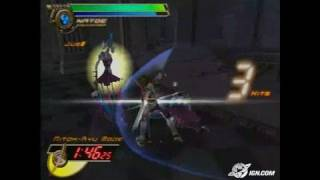 Seven Samurai 20XX PlayStation 2 Gameplay_2004_02_03