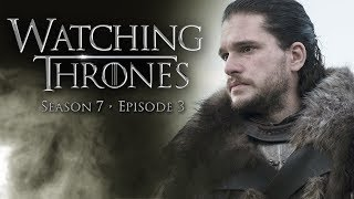 "Game of Thrones Season 7 Episode 3 ""The Queen's Justice"" w/ Nolan Gould! - Watching Thrones"