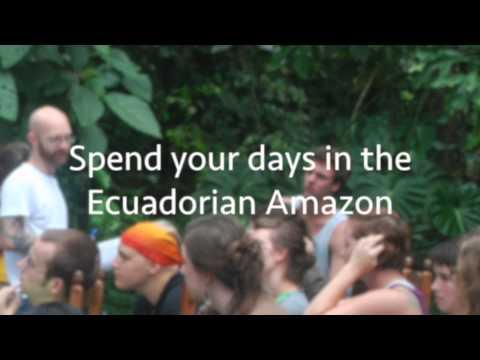 Pitt in Ecuador Spring Break
