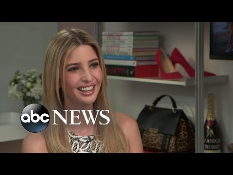 One-on-One With Ivanka Trump