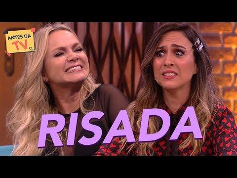 Eliana cai na RISADA imitando Silvio Santos com a Tatá Werneck 😂   Lady Night   Humor Multishow