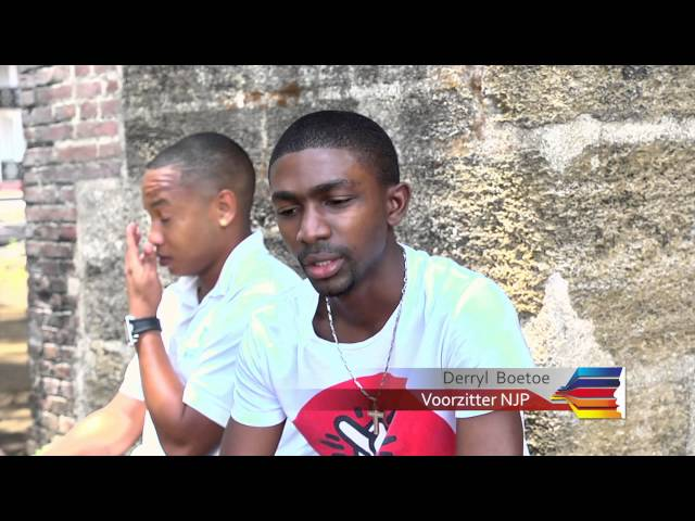 Fesi dl. 3 - Nationaal Jeugd Parlement Suriname