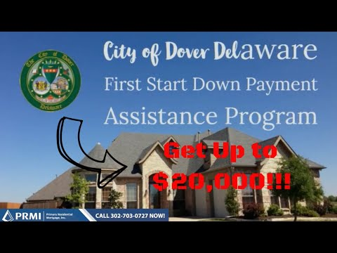 Dover Delaware First Start Down Payment Assistance Program