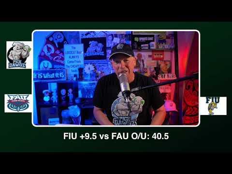 FIU vs FAU 11/13/20 Free College Football Picks and Predictions CFB Tips | Pick Dawgz