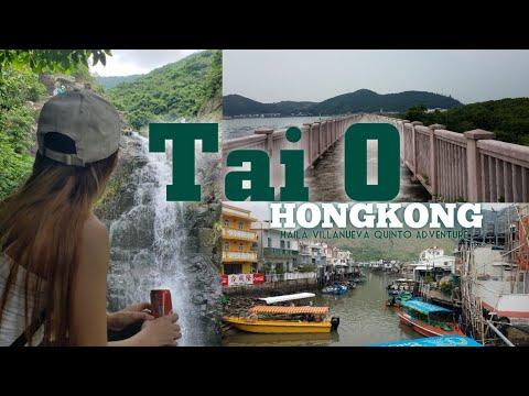 Tai O Hong Kong || Day time walk in The Venice of Hong ...