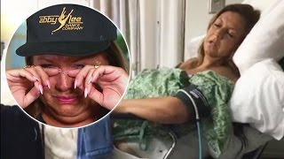 ABBY LEE MILLER CRIES BEFORE LIFE CHANGING SURGERY
