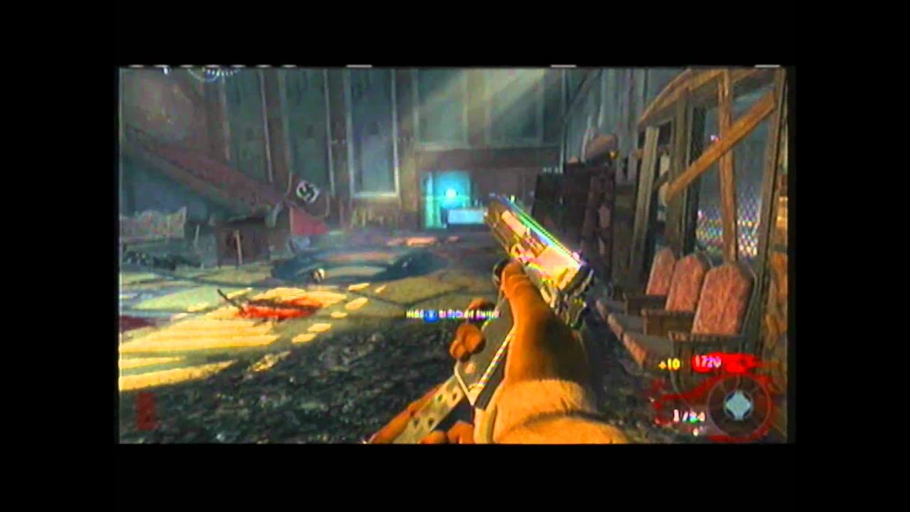 black ops first zombie map d. black ops first zombie map d  youtube