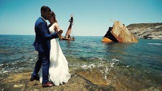 Ιφιγένεια Νίκος Romantic Next Day Video @ Andros [Άνδρος]
