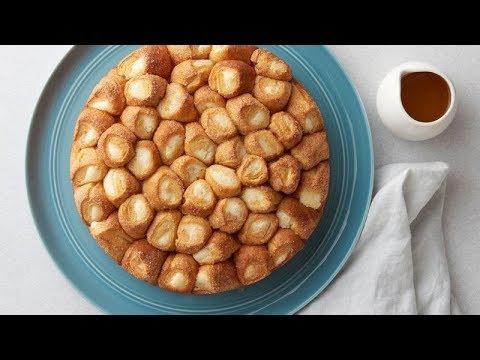 Maple French Toast Crescent Roll-Up Bake   Pillsbury Recipe