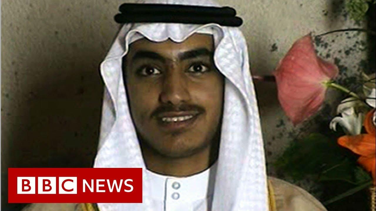 Hamza Bin Laden 'killed in air strike'