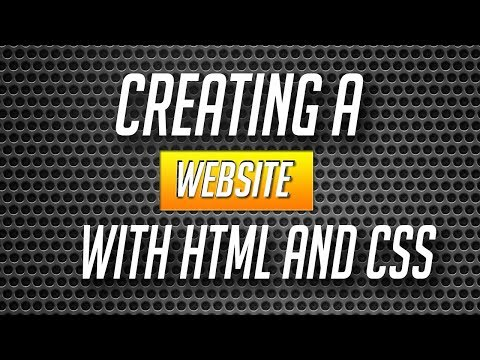 create a website with HTML and CSS - HTML/CSS in hindi #1