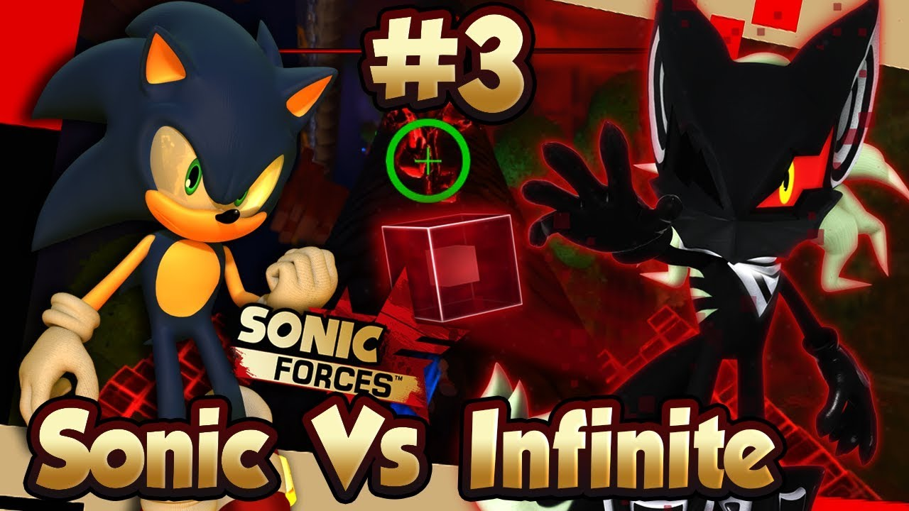 ABM: Sonic Forces Gameplay!! Walkthrough # 3 HD *Nintendo Switch*