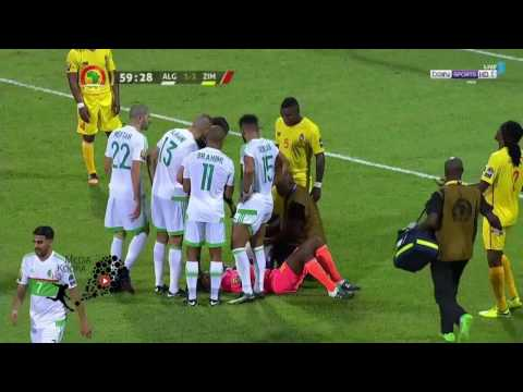 Highlights match Algeria 2 vs 2 Zimbabwe HD #African #Cup of