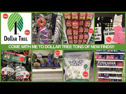 AMAZING FINDS!! DOLLAR TREE 🌳 WALKTHROUGH|ALL NEW FINDS|COME WITH ME TO DOLLAR TREE MUST WATCH 😲