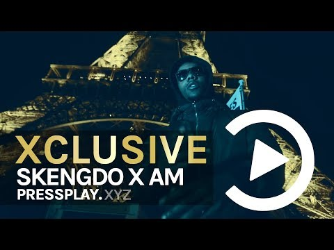 Skengdo X AM - Paris (Music Video) @itspressplayuk