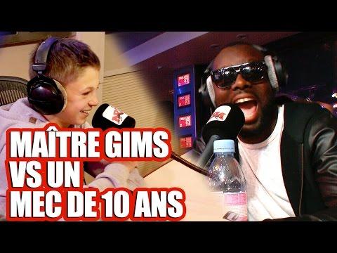 A 10 ans il clash Maitre Gims chez Guillaume sur NRJ !!!!