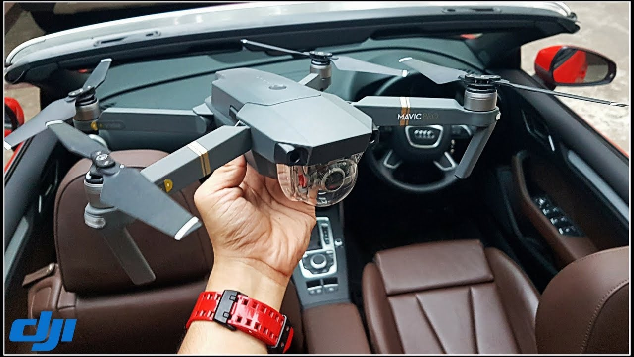 Dji Mavic Pro Unboxing Price In India Fly More Combo New Update