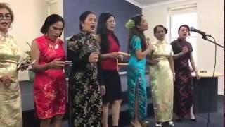 Vocal Group Kawanua Perth - Hanya Satu Jalan