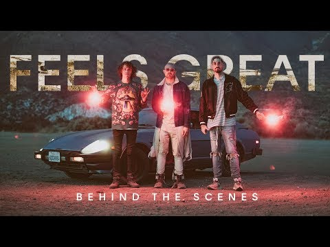 Cheat Codes - Feels Great ft. Fetty Wap Music Video - [Behind The Scenes]