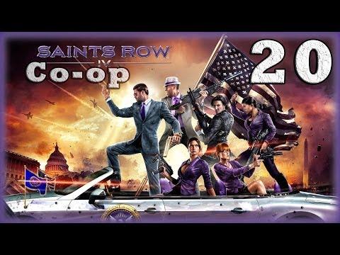 Смотреть прохождение игры [Coop] Saints Row IV. Серия 20 - Old School Dubstep Gun. [16+]