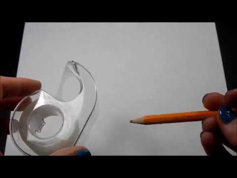 How To Capture Fingerprints With Pencil And Tape Youtube