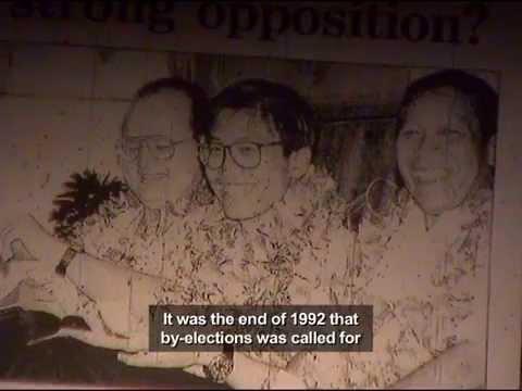 SINGAPORE REBEL (2015) subtitled