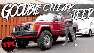 So Long Jeep Comanche: Here's Who Bought The ONE Vehicle We Really Regret Selling!