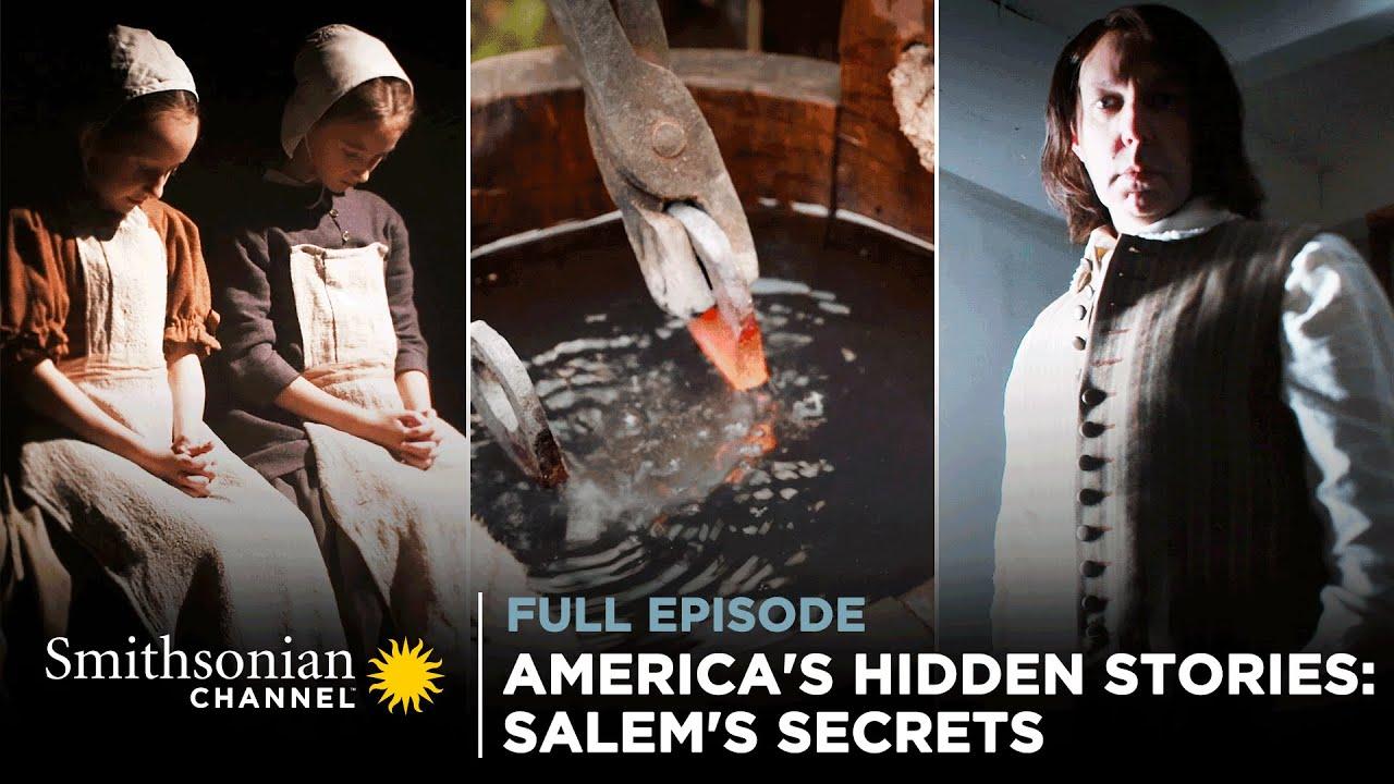 Download America's Hidden Stories: Salem's Secrets 🤐 FULL EPISODE | Smithsonian Channel