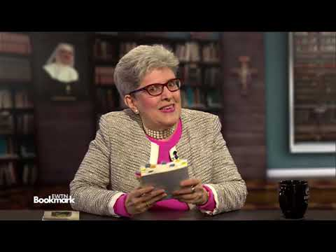 EWTN Bookmark - 2019-10-20 - Day by Day with Saint Faustina: 365 Reflections