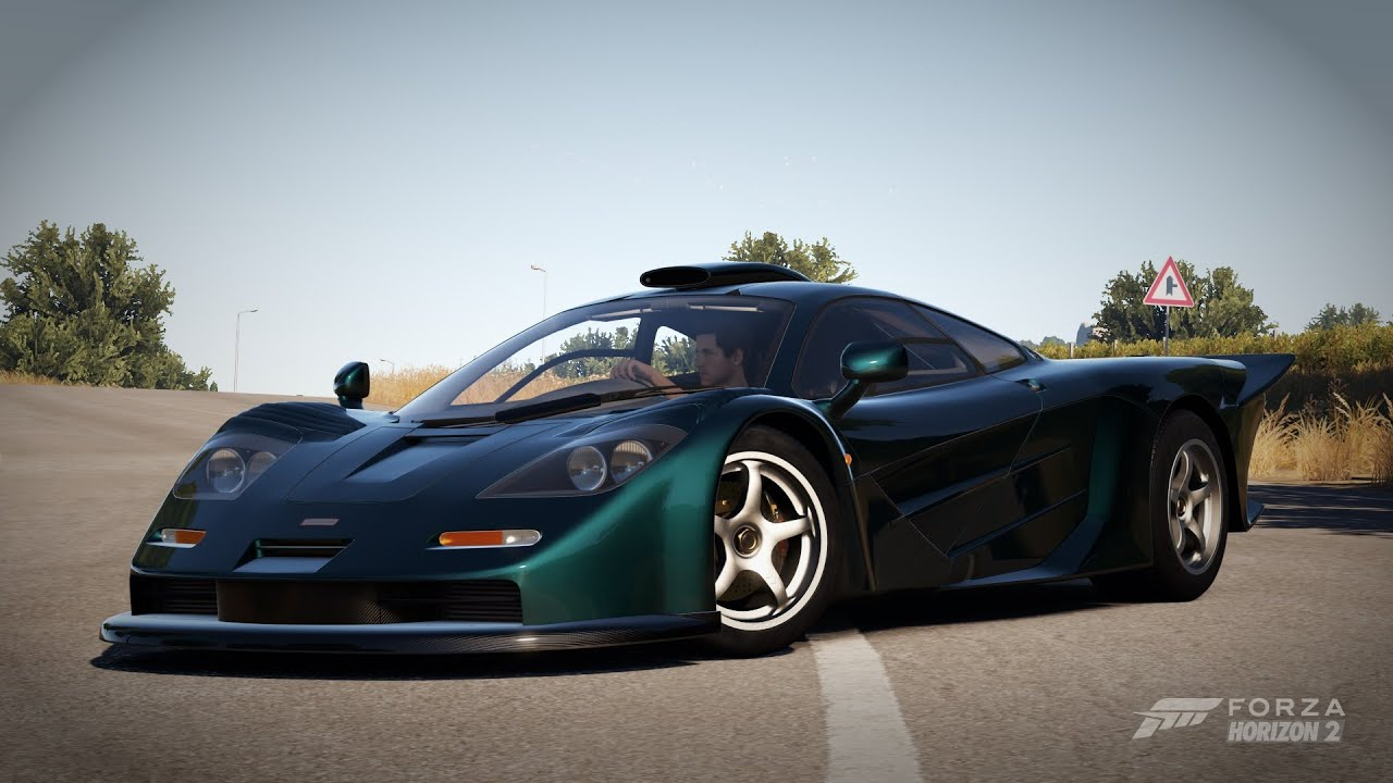 Forza Horizon 2 - 1997 McLaren F1 GT - YouTube