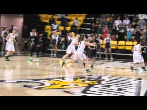 Milford Mill vs. Damascus (Girls' Basketball) 3A State Championship 3-15-14-19