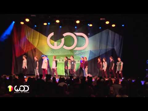 Kimberlite - 1st Place Upper Division   World of Dance Belgium Qualifiers 2015   #WODBE2015